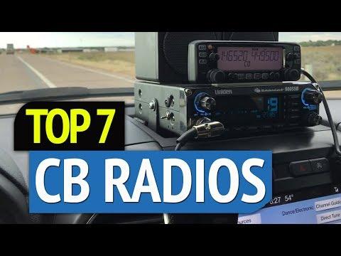 TOP 7: Best CB Radios 2019