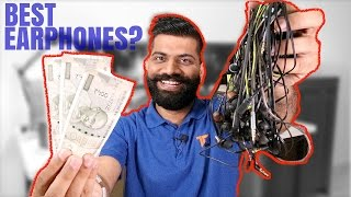 Best Budget Earphones to Buy - Under 1500 Rs