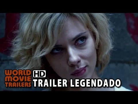 Lucy - Trailer Legendado (2014) HD