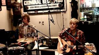 Scared As Fuck - An Horse @ Criminal Records (Jan 20, 2010)