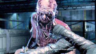 Dying Light The Following - Both Ending Choices