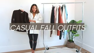 Casual Fall Outfits To Try 2019 | Lookbook
