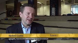 Szentendre MA / TV Szentendre / 2019.10.29.