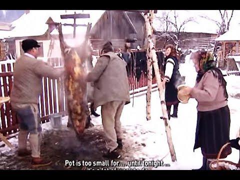 Vánoce v Bukovině