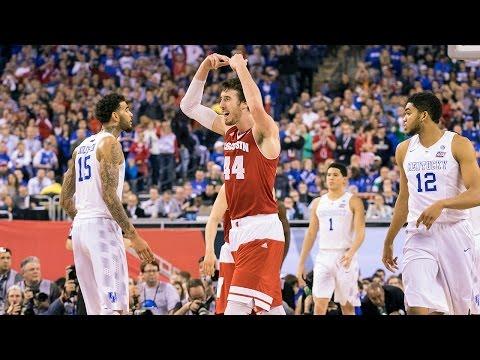 Wisconsin vs Kentucky Final Four