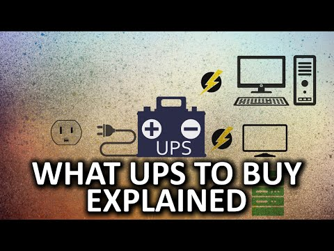 What UPS To Buy As Fast As Possible
