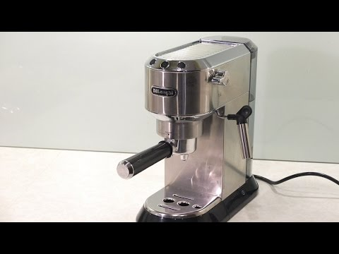 DeLonghi Dedica Coffee Machine EC680.M