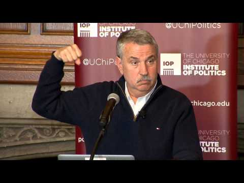 Thomas Friedman, Columnist For The NYTimes, On How Technological Accelerations Are Shaping Our World