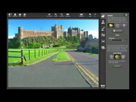Snapheal Is A Simple Mac Photo Editor
