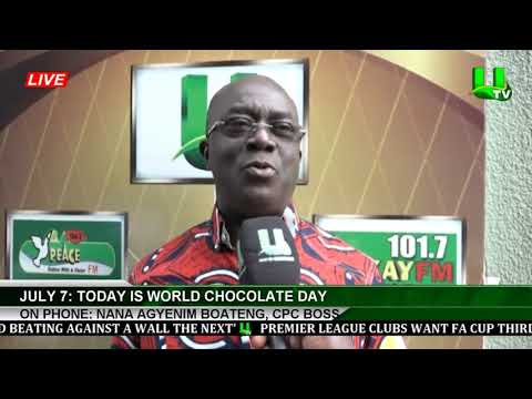 July 7 : Today Is World Chocolate Day
