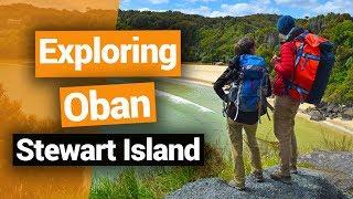 Stewart Island / Rakiura, New Zealand