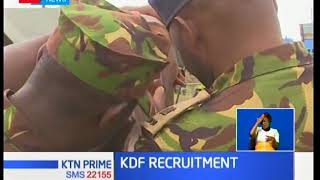 Department of defence assures the public that this year's KDF recruitment will be free of corruption