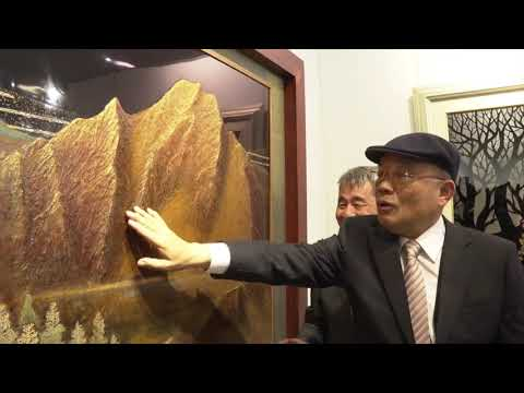 Video link:Premier Su Tseng-chang tours exhibition of lacquer art by Wang Ching-shuang and family (Open New Window)