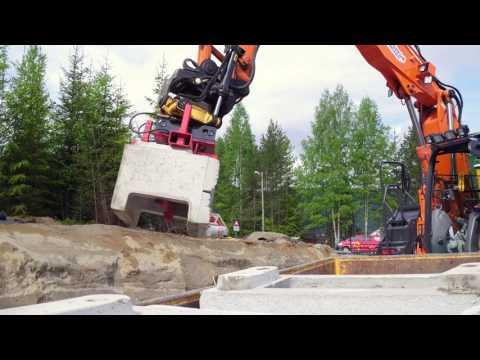 Asak Miljøstein: Verti-Block Klype