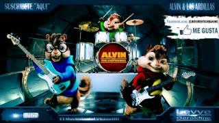 Alvin & Las Ardillas - Mi Chiquita (Fade El Que Pone La Presion Ft. Juno, Jadiel, Galante Y Nova )