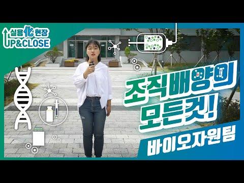 [UP&CLOSE] 농업기술실용화재단 바이오자원팀 조직배양의모든것!