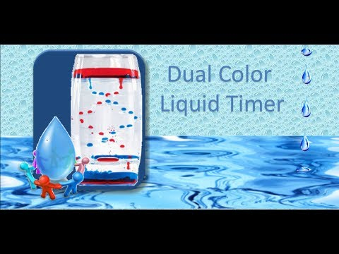 Video of Dual Liquid Drop Motion Timer