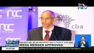CBA, NIC merger approved: New entity to be the third largest bank in asset base