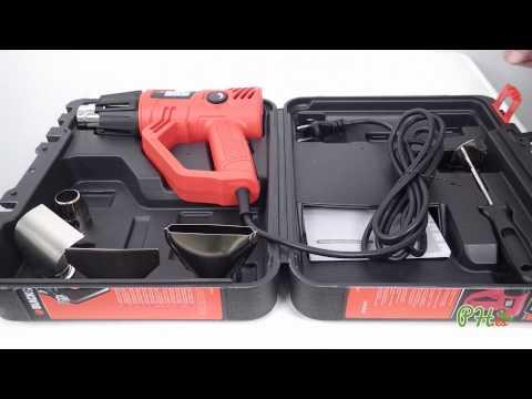 Decapador 2000W + Maletín y accesorios Black+Decker KX2001K-QS