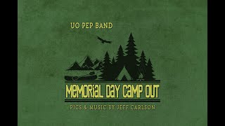 UO Pep Band Camp Outs