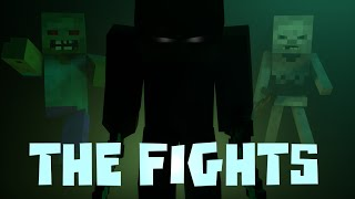"♫ ""The Fights"" - Minecraft Parody of Avicii - The Nights"