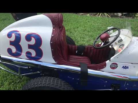 Lake Mirror Classic Racecar and car show 2018 Lakeland Florida