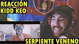 Kidd Keo - Serpiente Veneno (feat. Ele A El Dominio) (REACCIÓN)