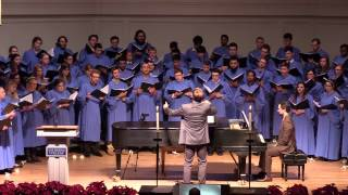 Agnus Dei (Fauré Requiem) - Lycoming College Choir - 2016 Christmas Candlelight Service