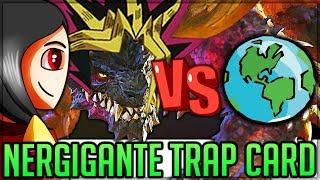 NERGIGANTE VS EVERYONE - Teppen - Monster Hunter Card Game! (Eater of Elders Story) #teppen #ad