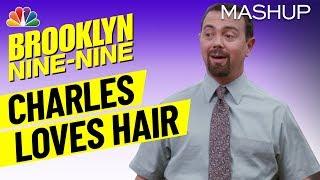 Charles Boyle Loves Hair - Brooklyn Nine-Nine