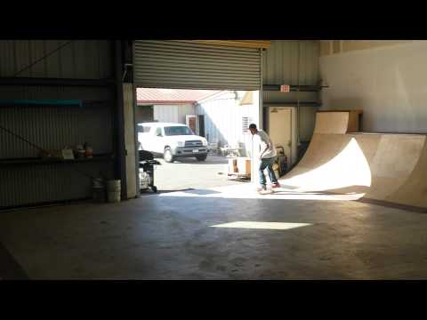 Brian Anderson - 3D Skateboards