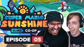 WATCH YOUR PROFANITY | SUPER MARIO SUNSHINE CO-OP EP05