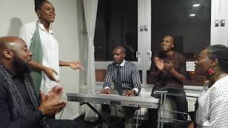 """Nara Ekele""  Tim Godfrey Ft Travis Greene Cover By AAME Gospel"