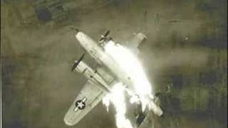 Bomber Shot Down