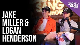 Logan Henderson & Jake Miller Talk Upcoming Tour, New Music & Big Time Rush