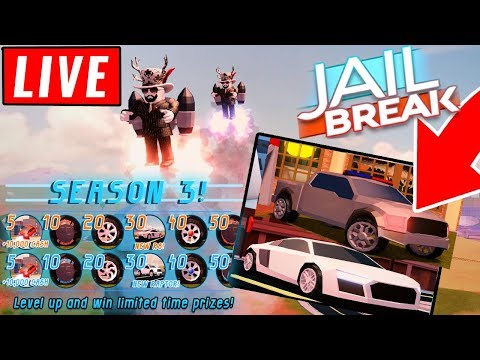 Download Awesome New Car In Jailbreak Updates New Car Video 3GP Mp4