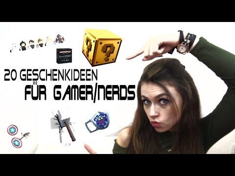 20 Geschenkideen für Gamer/Nerds