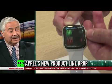 Apple Watch woos greying Baby Boomers