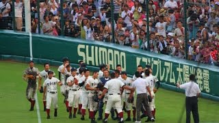 大阪桐蔭vs敦賀気比ダイジェスト第96回選手権大会・準決勝