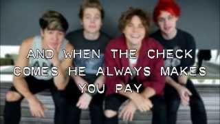 5 Seconds of Summer - Just Saying [With lyrics]