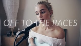 Off To The Races - Lana Del Rey (Cover) by Alice Kristiansen