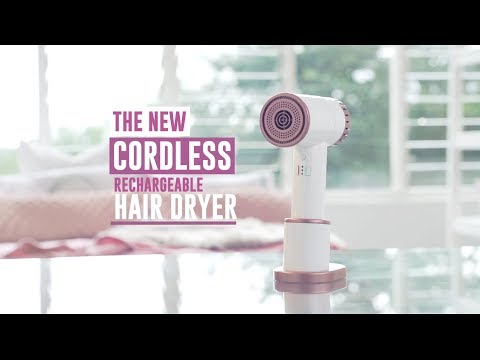 Wing - Cordless Rechargeable Hair Dryer