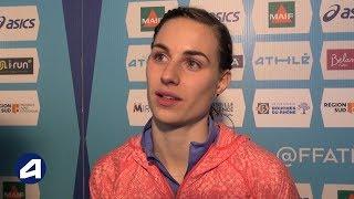 Ninon Guillon-Romarin : « Mon meilleur concours »