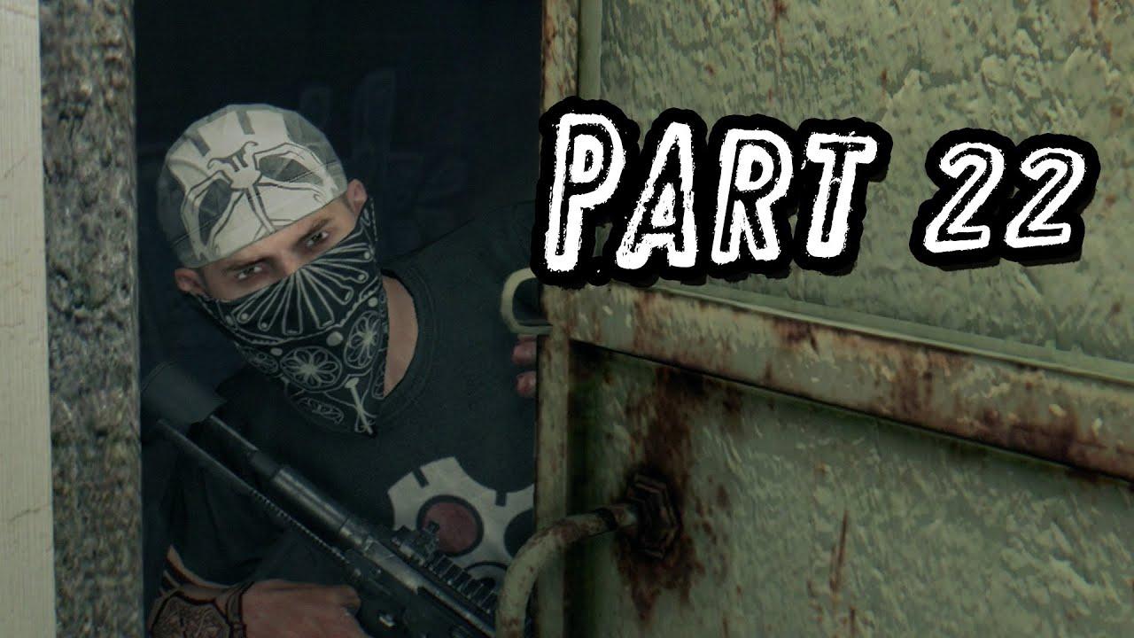 Dying Light (Xbox One) – 22 – Die Retter: Kanalisation