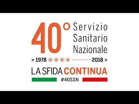 Il presidente Mattarella e il ministro Grillo celebrano i 40 anni del SSN