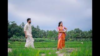 Beautiful Wedding Highlights Of Fairytale Couple Aswathy & Balamurali By Fairytale Weddings