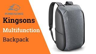 Kingsons Multifunction Backpack