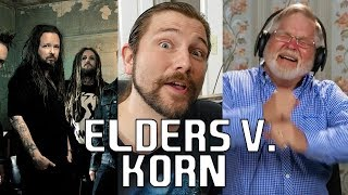 ELDERS DON'T KNOW KORN?!?! | Mike The Music Snob Reacts
