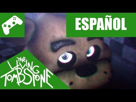 Five Nights at Freddy's 3 Song - Die In A Fire - TLT - Canción En Español (Talín Aqua Cover) (видео)