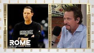 "John Brannen on facing Texas Tech- ""Feels Like CHRISTMAS morning""  | The Jim Rome Show"